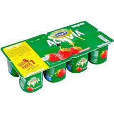 Leite Fermentado sabor Morango Activia 800g