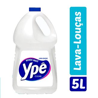 Detergente Líquido Ypê Clear 5L