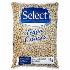 Feijão Carioca Tipo 1 Select 1kg
