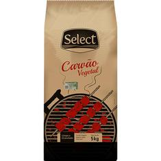 Carvão Vegetal Select 5kg