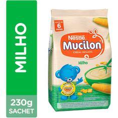 Cereal Infantil de Milho Mucilon 230g