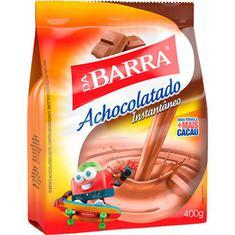 Achocolatado em Pó Da Barra 400g