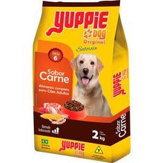 Alimento para Cães  Yuppie Original Carne 2kg