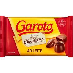 Cobertura de Chocolate Garoto ao Leite 2,1Kg