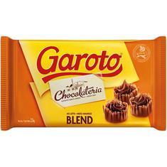 Cobertura De Chocolate Garoto Blend 2,1Kg