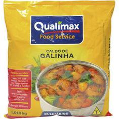 Caldo Qualimax de Galinha 1,01kg