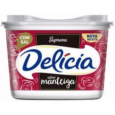 Margarina Delícia Supreme com Sal 500g
