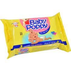 Toalha Umedecido Opus Baby Poppy 100 un.