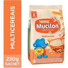 Cereal Infantil Multicereais Mucilon 230g