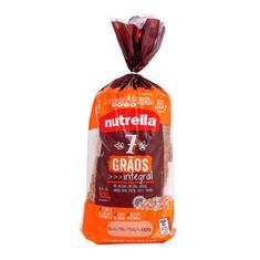 Pão de Forma Nutrella 7 Grãos 400g