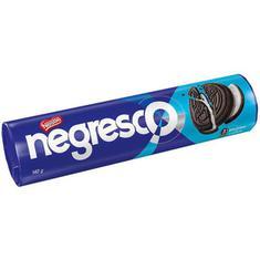 Biscoito Recheado Negresco Nestlé 140g