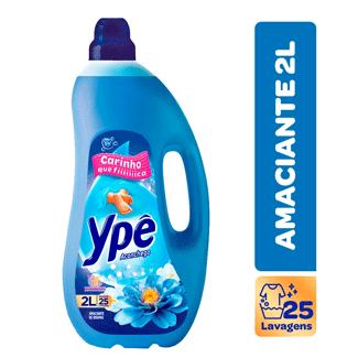 Amaciante Ypê Aconchego Azul 2L