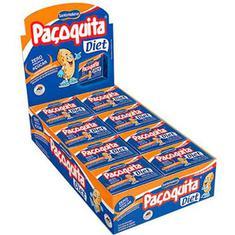 Paçoquita Diet Santa Helena 24x22g