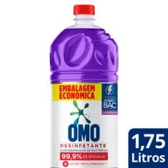 Desinfetante Lavanda Omo 1,75L