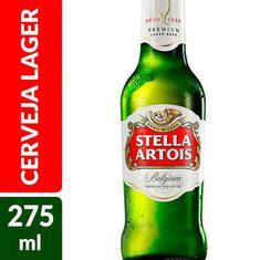 Cerveja Premium Stella Artois 275ml