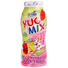 Iogurte Sabor Morango Yuc Mix 180g