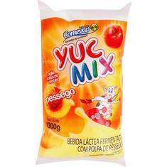 Iogurte Sabor Pêssego Yuc Mix 1L