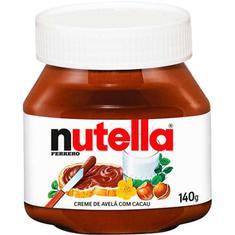 Creme de Avelã Nutella 140g