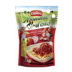Molho de Tomate Tradicional Refogado Mama D´oro 2kg