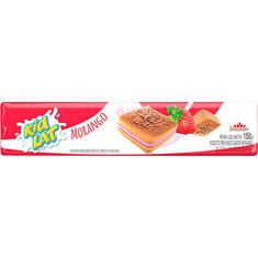 Biscoito Recheado Sabor Morango Kidlat Duchen 150g