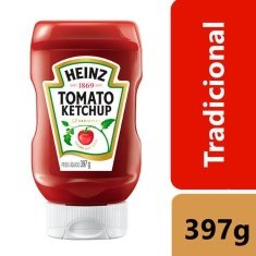 Ketchup Tradicional  Heinz 397g
