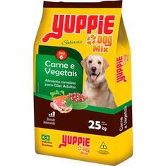 Alimento para Cães  Yuppie Mix 25kg