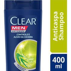 Shampoo Clear Controle da Coceira 400ml