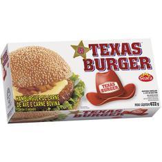 Hambúrguer Texas Burguer Seara 672g