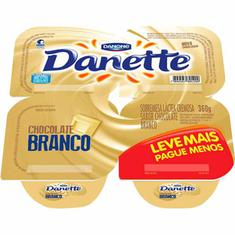 Danette Chocolate Branco 360g