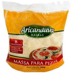 Massa Pizza Broto Aricanduva 280g