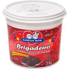 Brigadeiro Xamego 2,1Kg