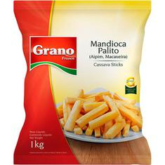 Mandioca Palito Congelada Grano 1kg