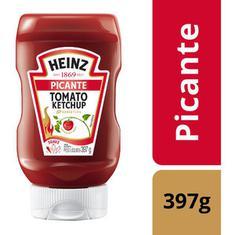 Ketchup Picante Heinz 397g