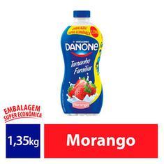 Iogurte Danone Líquido Morango 1.350g