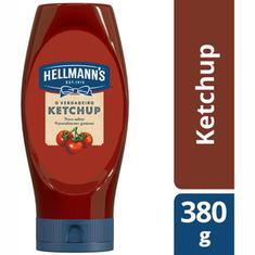 Ketchup Tradicional Hellmann's Squeeze 380g