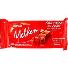 Chocolate Ao Leite Harald Melken 1,05kg