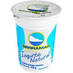 Iogurte Natural Serramar 170g