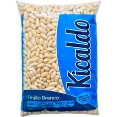 Feijão Branco Kicaldo 1kg