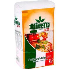 Farinha de Trigo Especial para Pizza Mirella 5kg