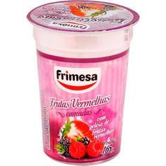 Iogurte Bicamadas Frutas Vermelhas Frimesa 165g