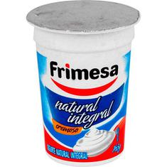 Iogurte Natural Integral Frimesa 165g