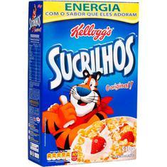 Cereal Matinal Sucrilhos Kellogg's 510g