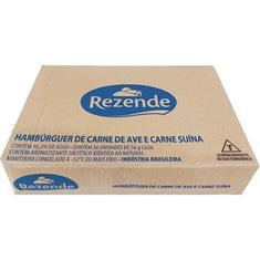 Hamburguer de Carne de Ave e Carne Suína Rezende 36X56g