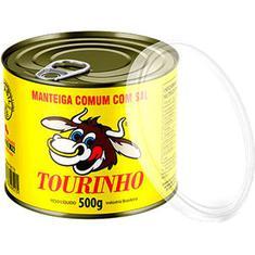 Manteiga com Sal Tourinhos Lata 500g