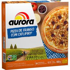 Pizza Frango com Requeijão Aurora 460g