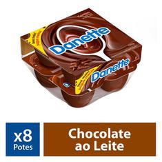Danette Chocolate Pack 2 720g