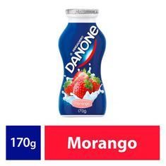 Danone Líquido Morango 170g