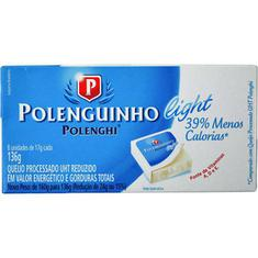Queijo Polenguinho Light 136gx8un