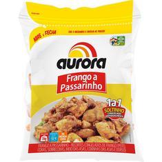 Frango à Passarinho Aurora IQF 3kg