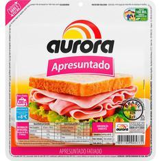Apresuntado Aurora Fatiado 200g